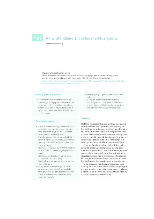 nhg protocollaire diabeteszorg