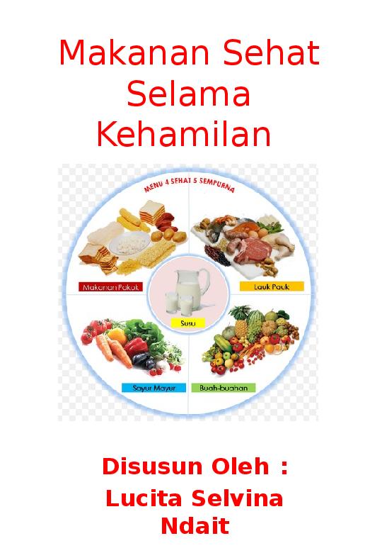 Ppt Lembar Balik Makan Sehat Pptx Domini Memo Academia Edu