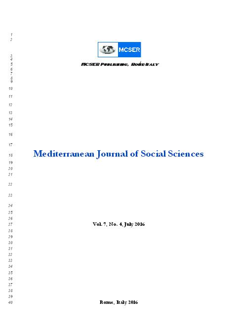 PDF) MJSS V7N4 July 2016 - Proofreading | mutsalim khareng