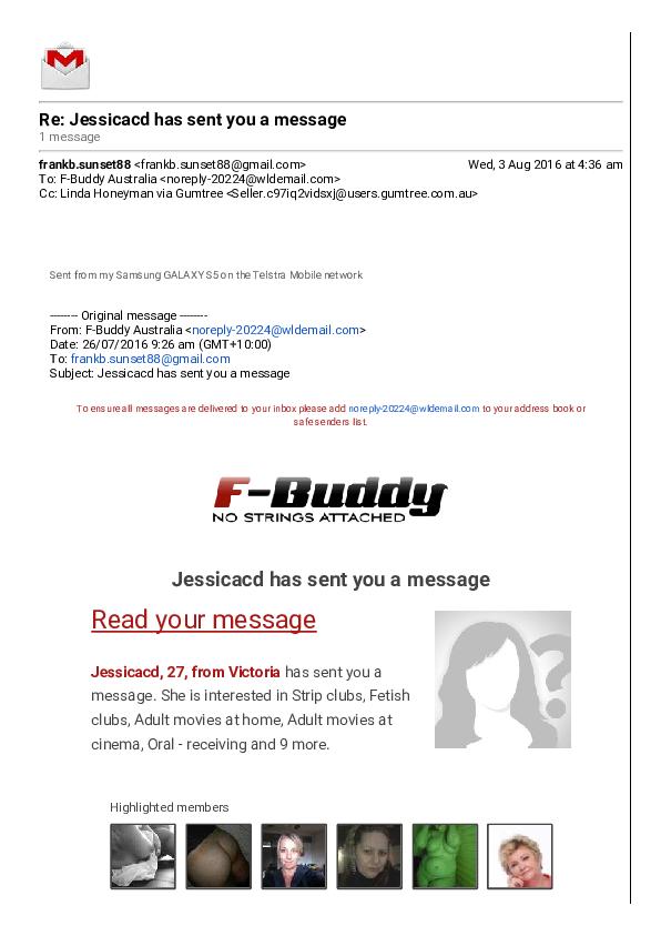 gumtree au dating 40 dnů datování osobnostního testu