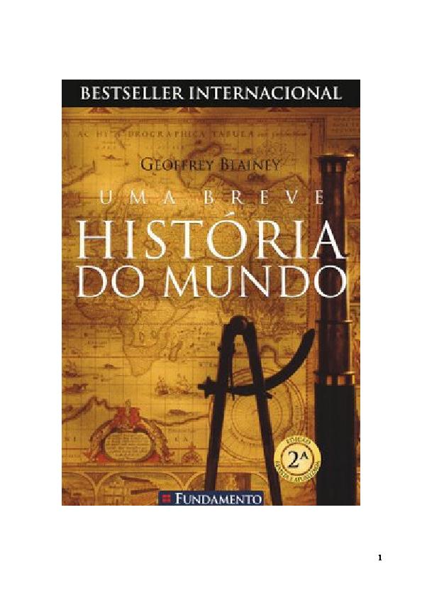 400e1a747 PDF) Uma breve historia do mundo | Liam O Grande - Academia.edu