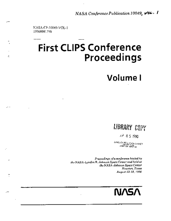 PDF) Three CLIPS-based expert systems for solving