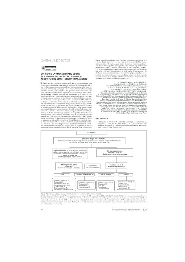 tratamiento del sindrome de intestino irritable pdf