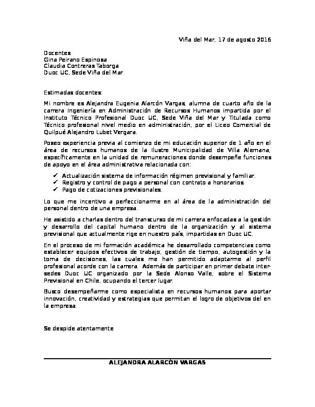 Doc Carta De Presentacion Alejandra Eugenia Alarcón