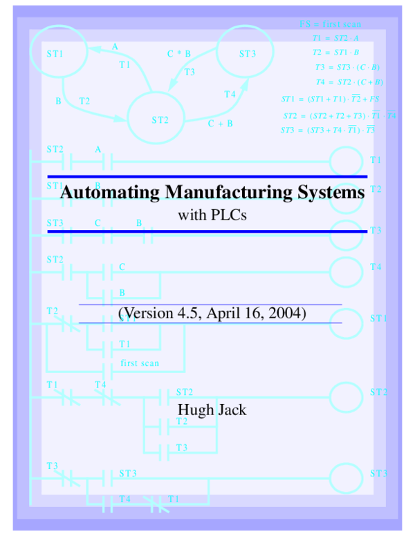 PDF) Automating Manufacturing Systems with PLCs | Ahmad Khan