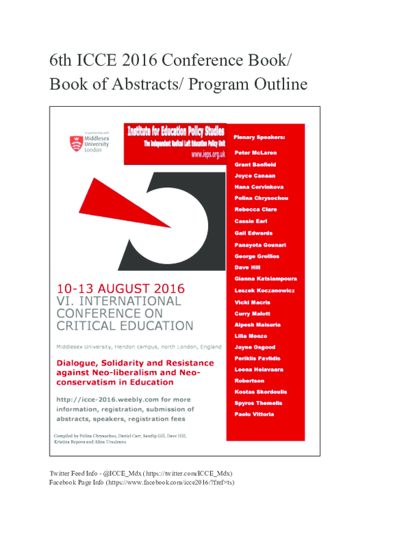 PDF) The Orthodox Church and Education Policy in Greece | Gianna
