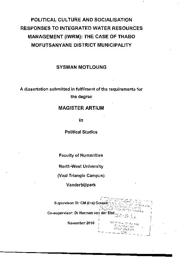 Order literature paper
