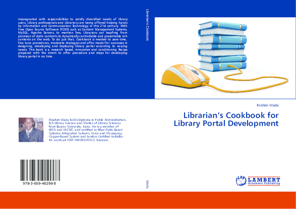 PDF) Librarian's Cookbook for Library Portal Development by ...