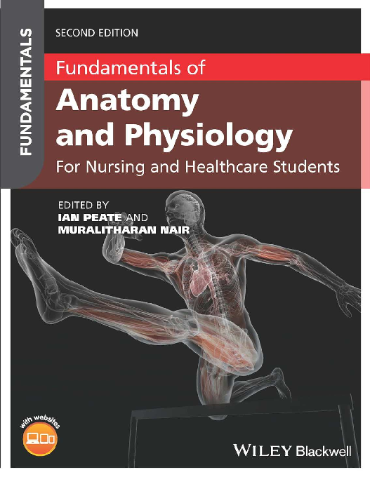 PDF) Fundamentals of Anatomy and Physiology 2E(2) pdf | ehab