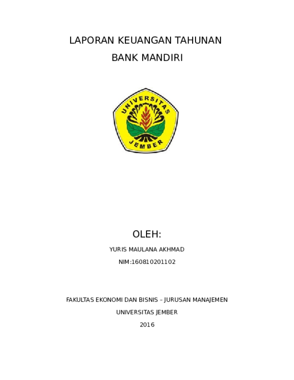 Doc Cover Makalah Altharis Yuris Academia Edu