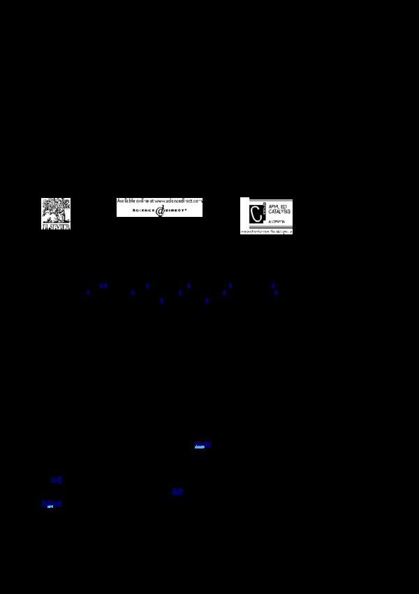 PDF) Coprecipitated iron-containing catalysts (Fe-Al2O3, Fe