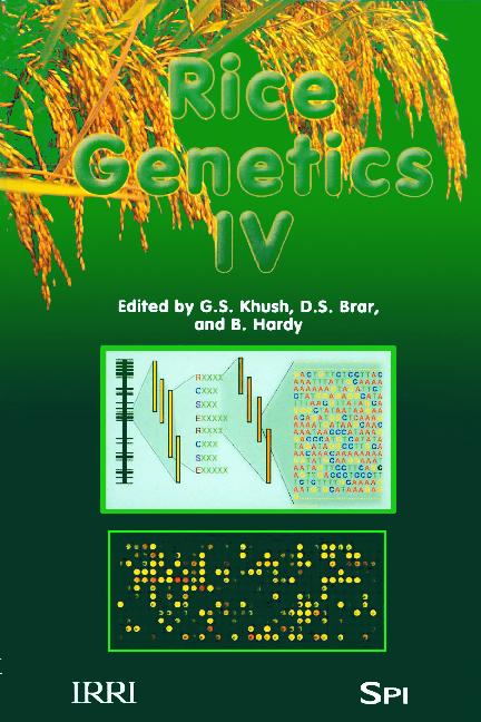 PDF) Rice Genetics IV.pdf | Mhmd El-zoghpy - Academia.edu
