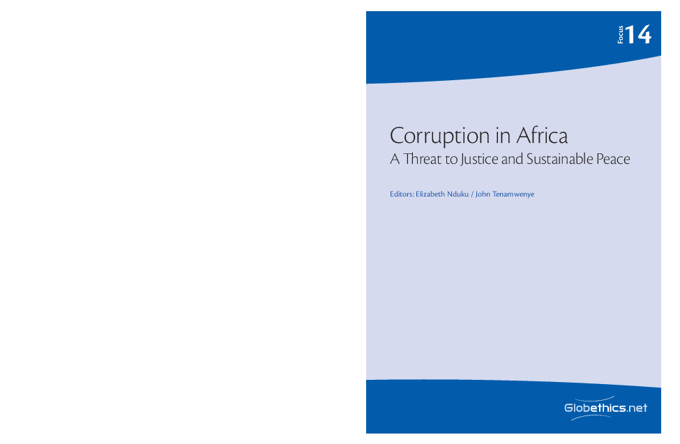 PDF) Corruption in Africa A Threat to Justice and