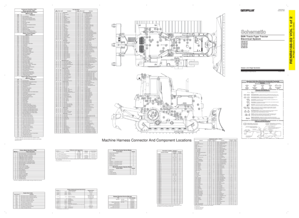 PDF) Volume 1 of 2: Finger Tip Control D6N Track-Type Tractor ... on