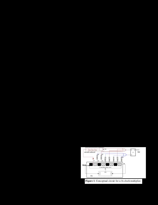 PDF) Oscillatorless clock multiplication | Dinis Santos - Academia edu