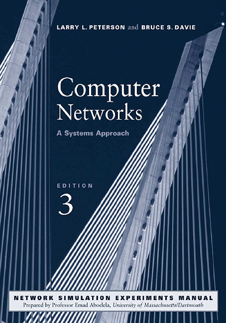 Computer Networks: A Systems Approach - Larry L. Peterson ...