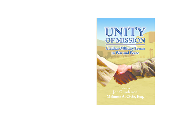 PDF) Unity of Mission: Civilian-Military Teams in War and
