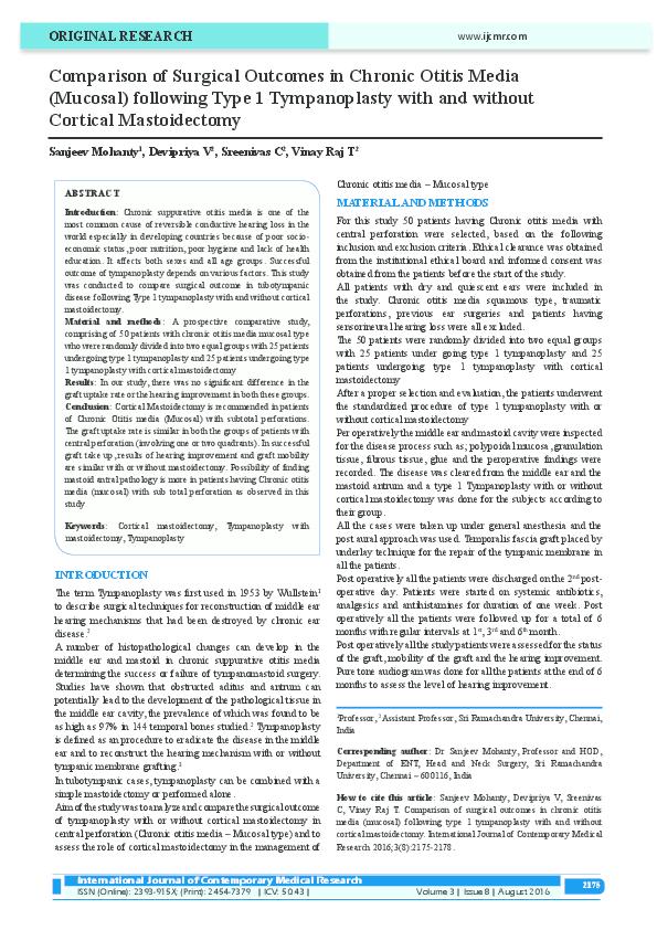 PDF) IJCMR volume 3 issue 8 - august issue | International