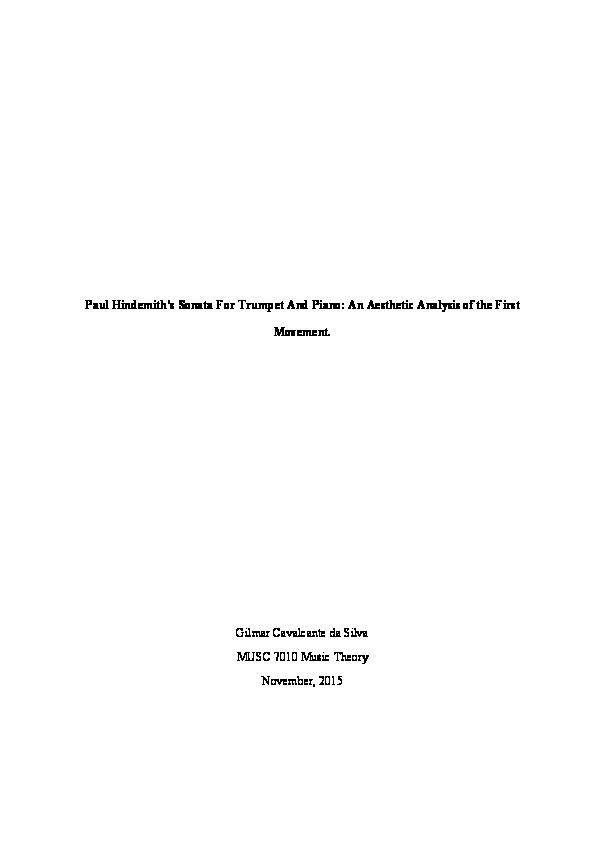 elements of music ralph turek pdf