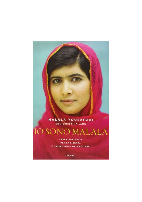 PDF) Io sono Malala  01baf1f74cb