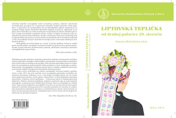 b01a0254d815 PDF) Liptovská Teplička od druhej polovice 20. storočia   Zuzana ...