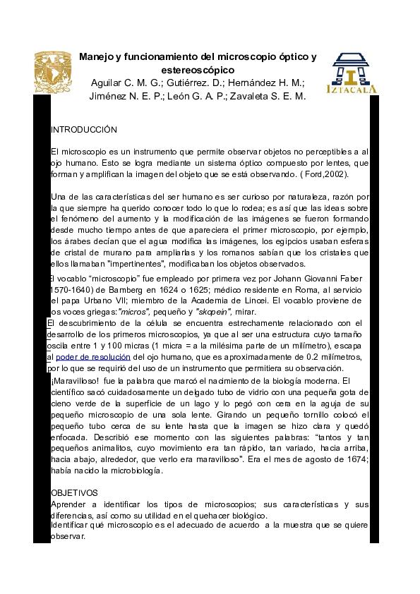 da71db1b29 DOC) Practica microscopio   Elena Zavaleta - Academia.edu