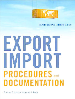 PDF) Export and Import procedures documentations | Wu Lily