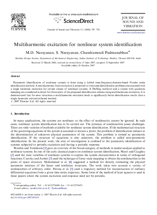 System Identification Pdf