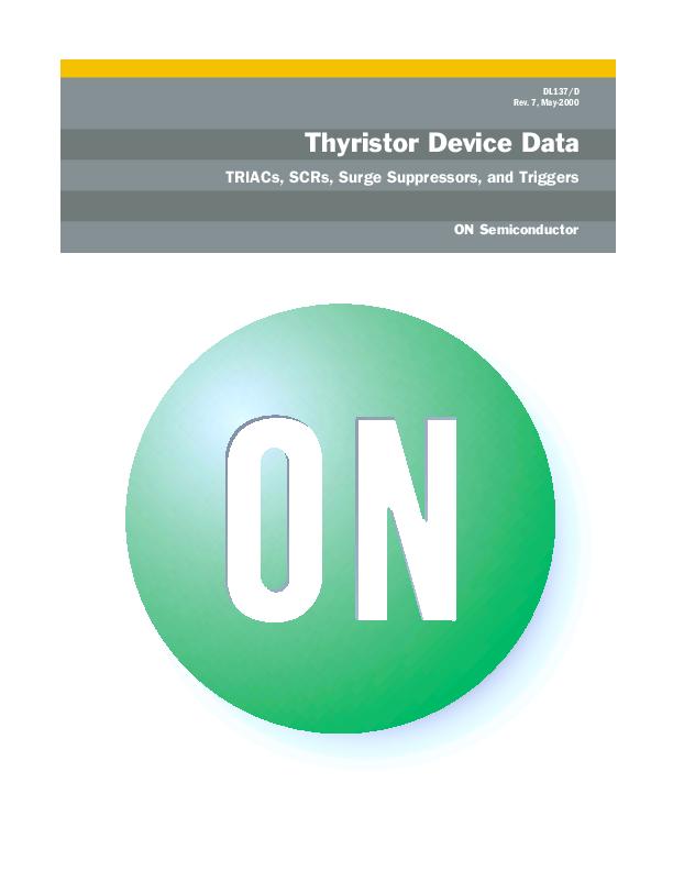 MCR69-3 ON SEMICONDUCTOR THYRISTOR SCR 25A 100V TO220AB 10 PIECES