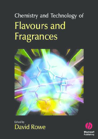 PDF) Stability of Aroma Chemicals | Chris Winkel - Academia edu