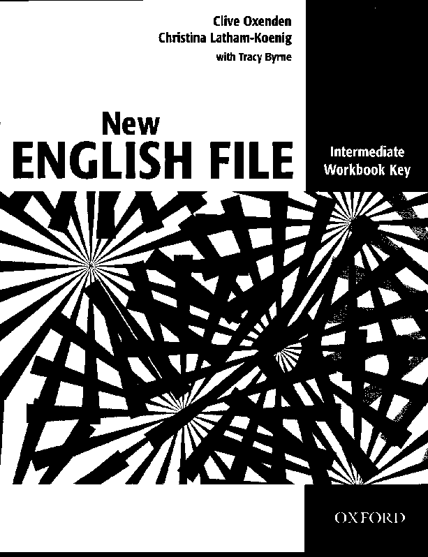 New English File Pre-intermediate Pdf