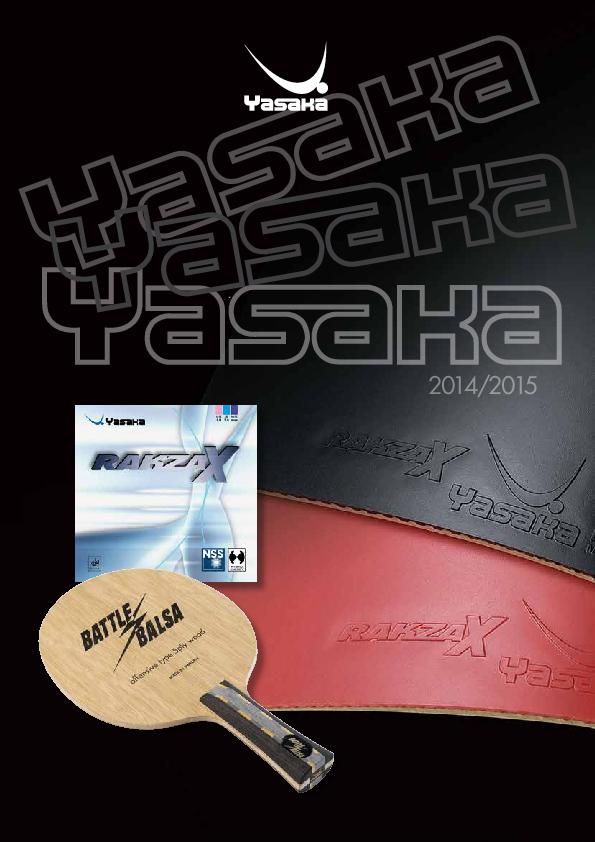 Yasaka Original Extra HG Table Tennis Rubber