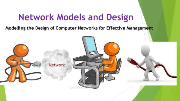 PPT) Network Models and design Presentation   Ikechukwu I