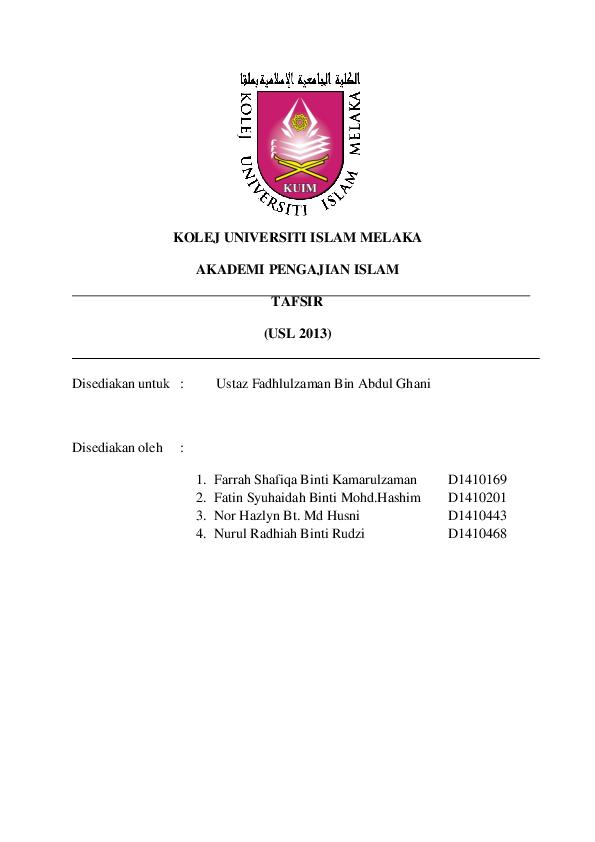 Pdf Pengurusan Harta Anak Yatim Radhiah Rudzi Academia Edu