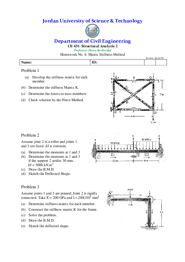 PDF) Moment Distribution Method | furqan Mohamed - Academia edu