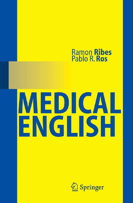 PDF) Medical English Ramon R  Ros Springer | Diana Mesquita