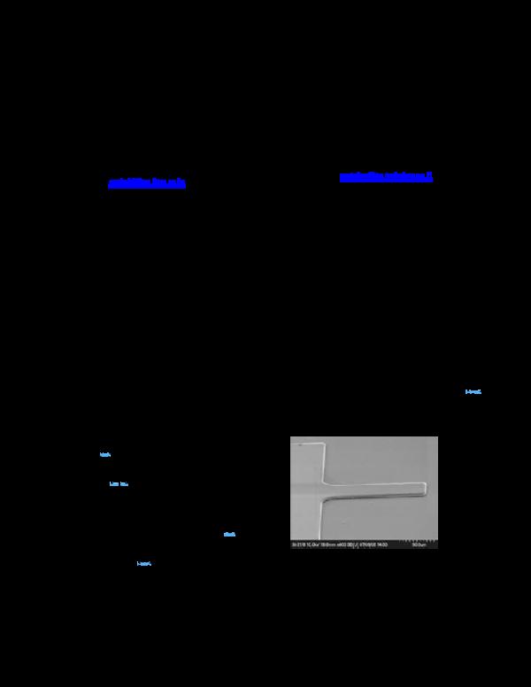 PDF) MEMS composite porous silicon/polysilicon cantilever sensor for