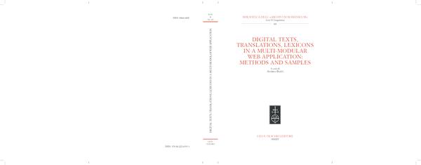 PDF) A  Bozzi, DIGITAL TEXTS, TRANSLATIONS, LEXICONS IN A