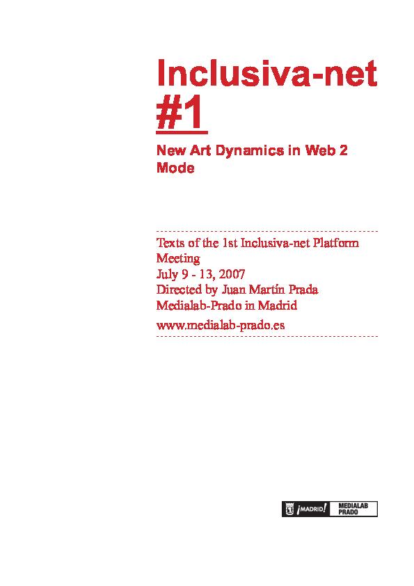 PDF) Sentamans, Tatiana y Martínez Fabre, Mario-Paul (2007