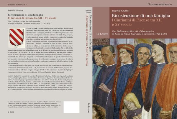 d68672b212cd PDF) Ricostruzione di una famiglia. I Ciurianni di Firenze tra XII e ...