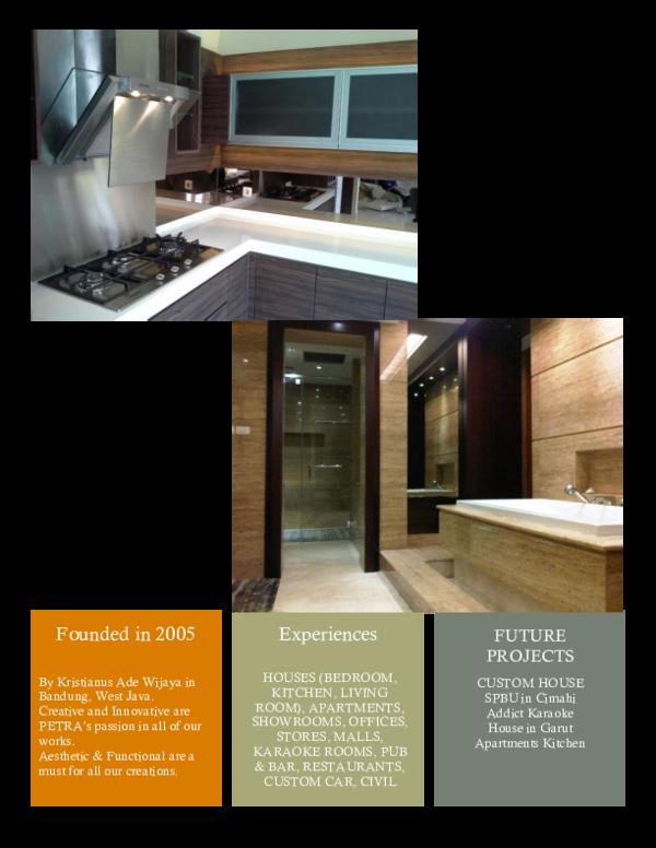 Pdf Company Profile Petra Woodwork Beyond Victor Gosana Academia Edu