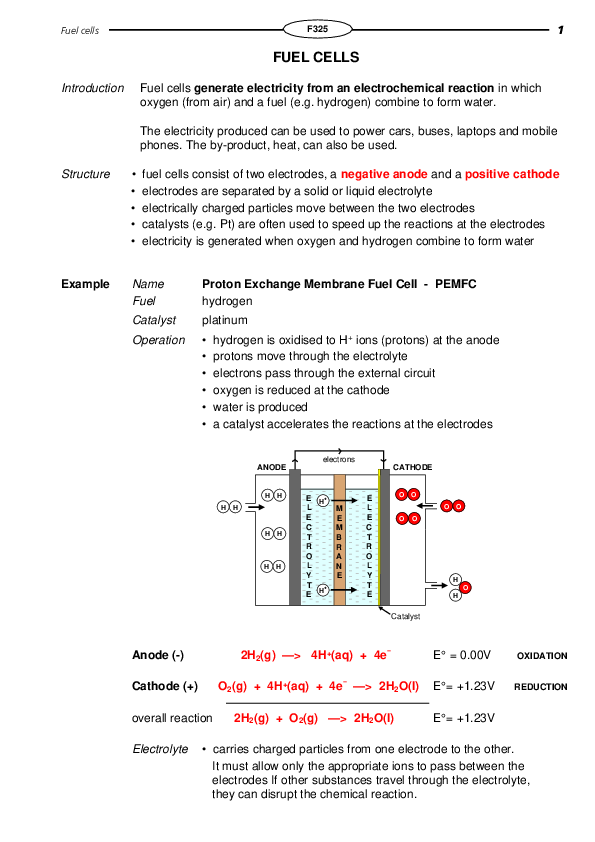 PDF) FUEL CELLS | SALAH HASSANEIN - Academia edu