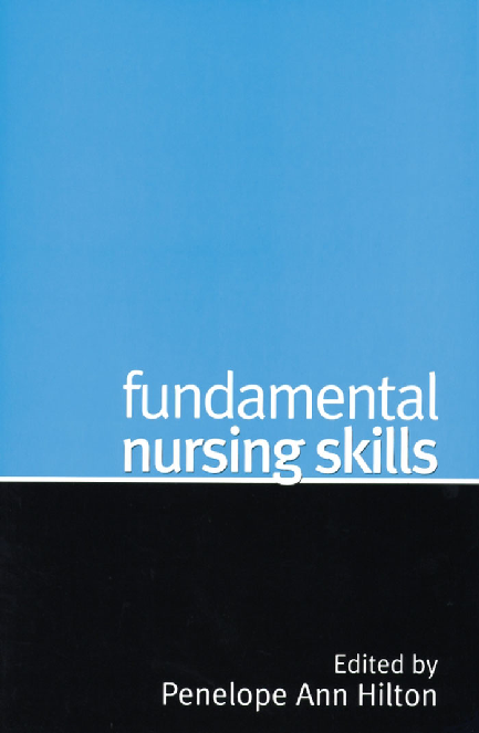 PDF) Fundamental Nursing Skills.pdf | dwi adiyanto - Academia.edu