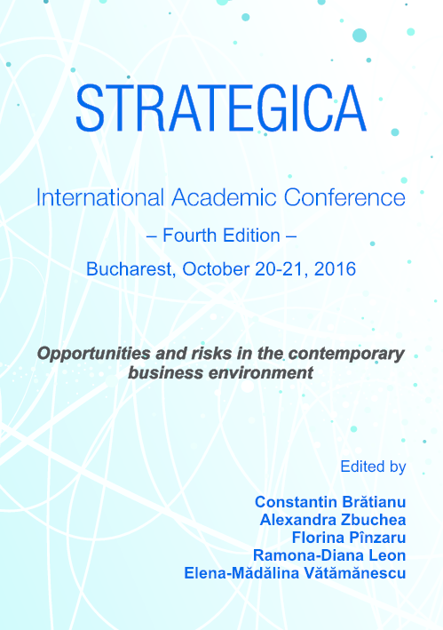 Strategica  Opportunities and risks in the contemporary