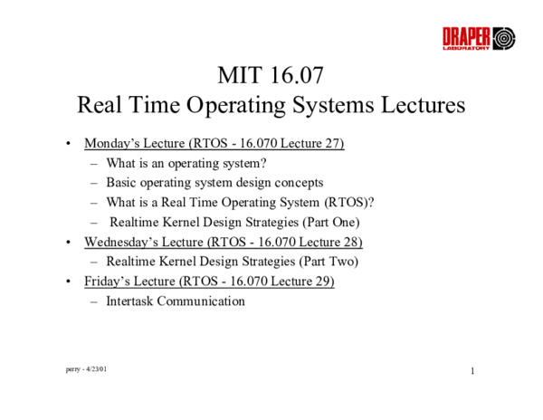PDF) real time system | Naina Samantray - Academia edu