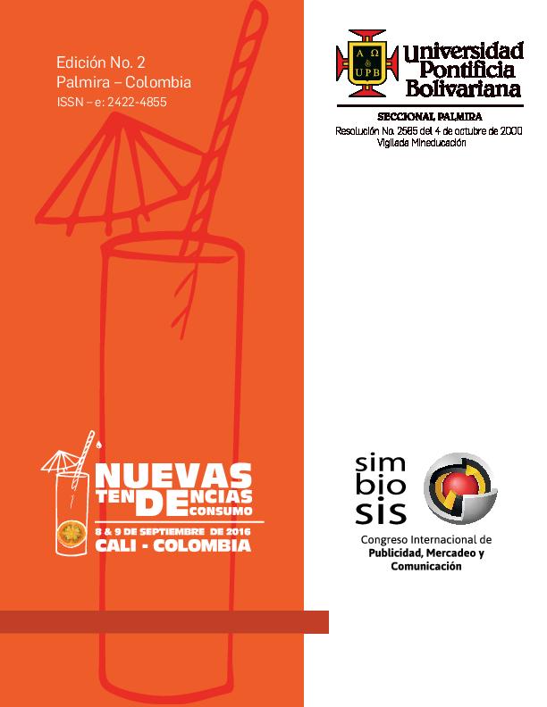 Memorias Congreso Internacional de Publicidad 37792697083b9