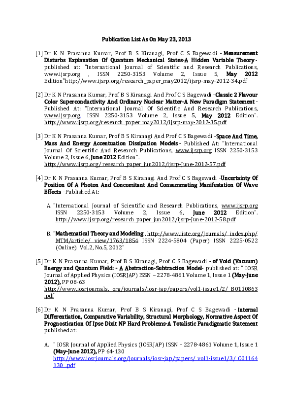 Mechanical Research Papers Pdf