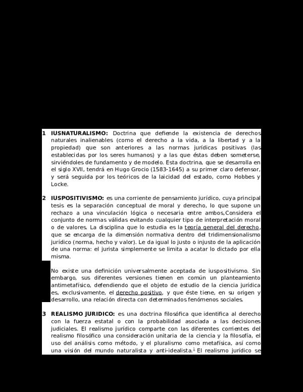 Doc Trabajo De Hermeneutica Juridica Cristian Fernandez