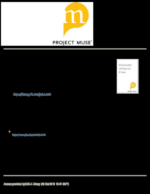 Aslanian, Salt in a merchant's letter, JWH (2008).pdf | Sebouh ...