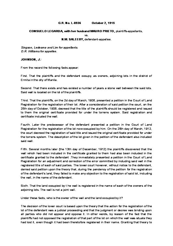 Ltd Finals Cases Reesa Salazar Academia